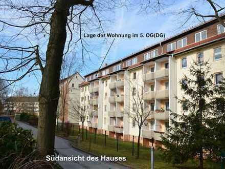 Wohnen mit Fernblick zum Rabensteiner Wald - 75qm 3 Zimmer Wohnung mit Stellplatz (pro.frei)