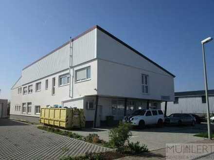 Bei Ludwigshafen: Erstklassiges Gewerbeanwesen mit Hallen und Büros zum Kauf