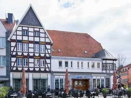 großzügig geschnittene Wohnung in Soester Innenstadt