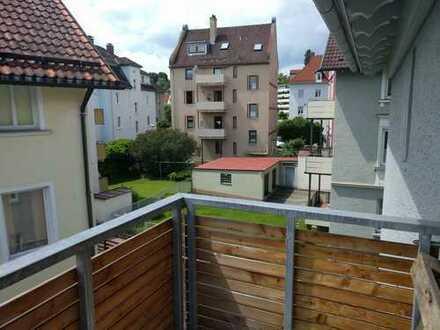 Renovierte zwei Zimmer Wohnung mit Balkon in Kempten Haubensteig