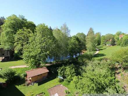 3,5 Zi-Maisonett - Wohnung - in Königsfeld mit Blick auf den Kö-See !