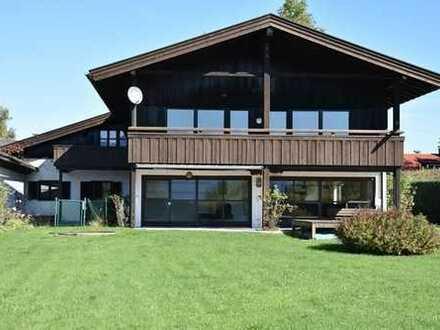 Bad Tölz - unverbaubare Bestlage - Gehobenes Anwesen mit atemberaubendem Blick!