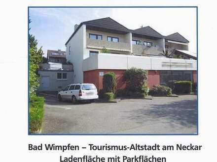 Attraktives Ladenlokal mit Erweiterungsperspektive, Nähe Altstadtkern und Lidl-Neubau