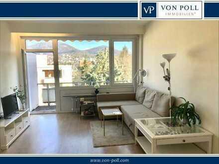 Schöne 1- und 2-Zimmer-Wohnung in gesuchter Lage von Baden-Baden