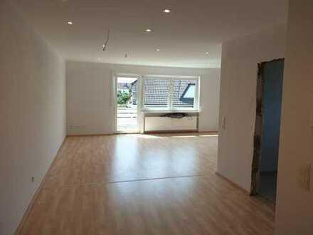Erstbezug nach Renovierung: 3-Zimmer-Wohnung