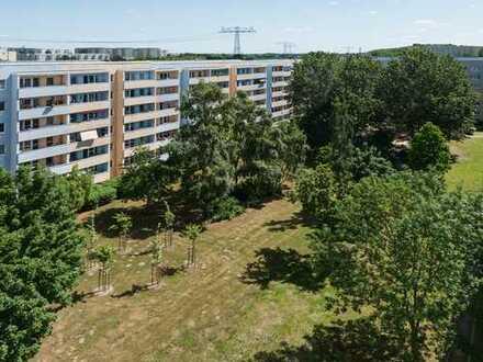 - MIT WBS - 3-Zimmer-Wohnung