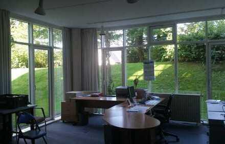38 m² - ruhig, hell und im Grünen