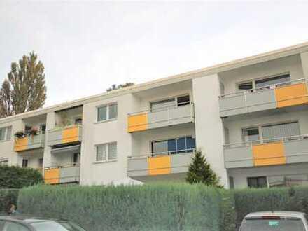 Helle Drei-Zimmer-Eigentumswohnung mit Süd-Balkon und Garage in BS-Weststadt