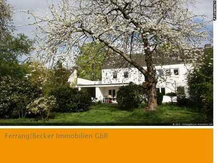 Glücksfall: möbliertes oder unmöbliertes Einfamilienhaus zur Miete - 8 Zimmer und über 260 m²