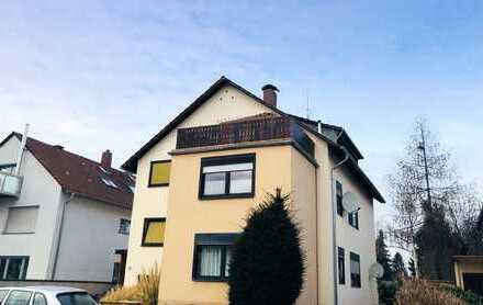 Viernheim! Eigentumswohnung mit Pfiff und Dachterrasse