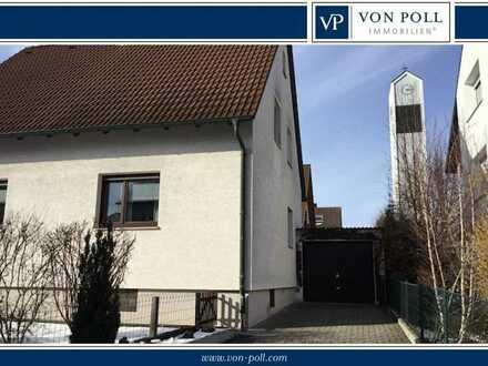 Gepflegtes EFH mit viel Potential, beliebte Lage in Ulm-Jungingen