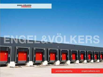 Landau - Lager-/ Produktionshalle in exzellenter Lage - Engel & Völkers Commercial Karlsruhe