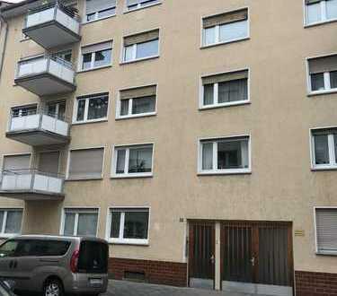 Helle 4-Zimmer-Wohnung in MA-Lindenhof mit zwei Balkone !Provisionsfrei!