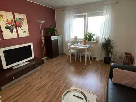 1 Zimmer vollmöblierte ELW inklusive Heizung, Strom, Internet...