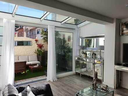 -Rossellit Immobilien- Modernes, kernsaniertes Einfamilienhaus in Mainz