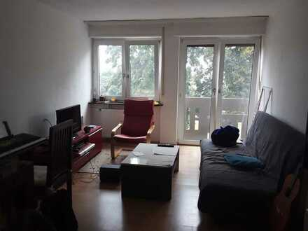 Freundliches 2-Zimmer-Appartement zur Miete in Neckarstadt-West, Mannheim