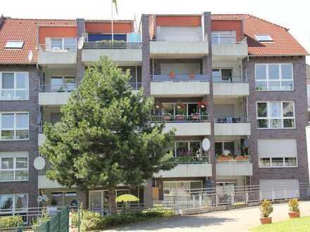 Gepflegte, gemütliche Ein-Raum Wohnung mit großem Balkon in Gelsenkirchen - Buer zu vermieten