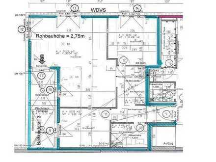 NEUBAU! wunderschöne 3 Zimmerwohnung mit Parkett und großem Südbalkon