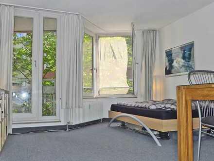 6168 - Cityappartment mit Einbauküche, Balkon und TG-Stellplatz in der Innenstadt!