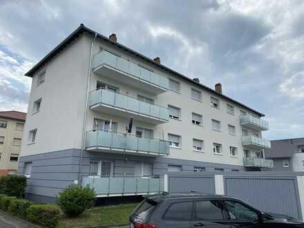 schöne helle 2 ZKB mit EB-Küche & Balkon in Neulußheim