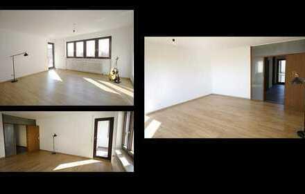 Renovierte 3,5-Raum-Wohnung mit 2 Balkonen und EBK