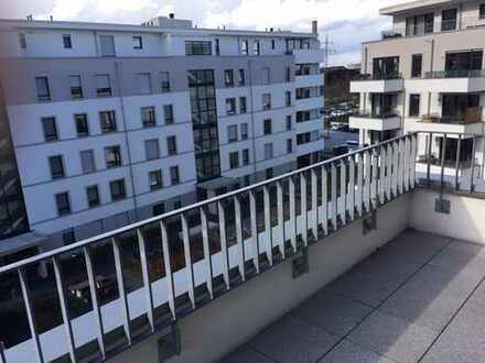 Urbanes Wohnen im Hanseviertel im 4. OG mit Terrasse.