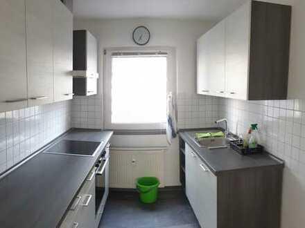 Helle komplett sanierte Wohnung mit Balkon in 12 FH inkl. Garage - sofort beziehbar