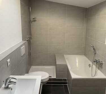 Vollständig renovierte, neuwertige, 2-Zimmer-Wohnung mit Balkon und EBK in Birenbach