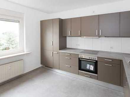 Elegante Erdgeschosswohnung mit neuer Einbauküche