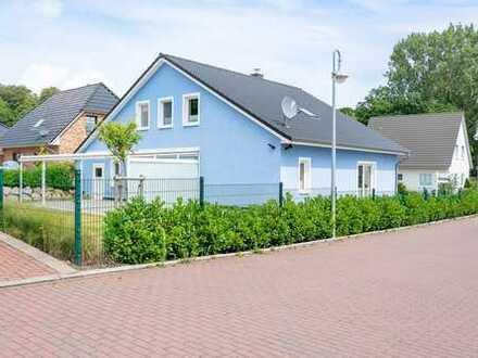 Rollstuhlgerechtes Einfamilienhaus in guter Lage von Lensahn nahe der Ostsee