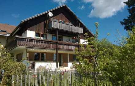 3 - Zimmer - Wohnung mit Terrasse in ruhiger Lage mit schöner Aussicht
