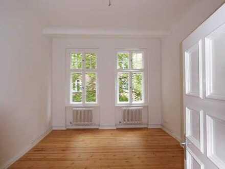 Wunderschöne modernisierte 2-Zimmer-Wohnung mit Balkon