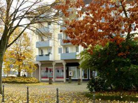 Schöne modernisierte 1-Zimmer-Wohnung mit Balkon und TG-Stellplatz in KL, am Rande der Altstadt