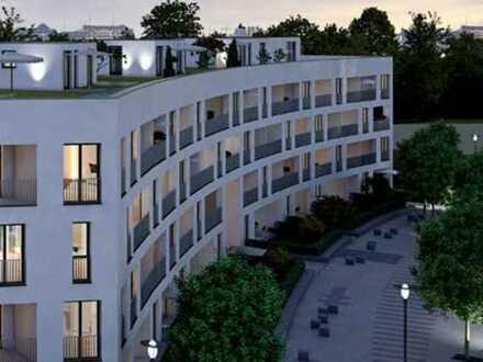 Erstbezug: attraktive 3-Zimmer-Wohnung mit Balkon/Loggia in Neuaubing, München