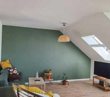 Neubau 3-Zimmer-DG-Wohnung in Augsburg