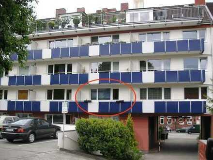 1-Zimmer Wohnung in Top-Zentrumslage Kiel