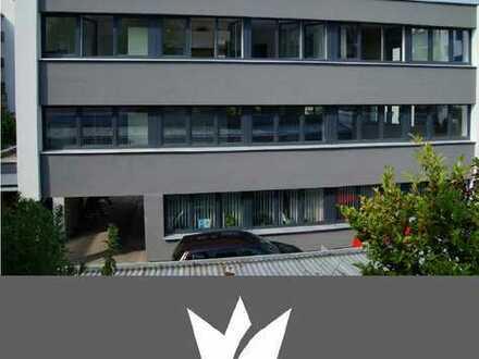 Modernisierte Büroetage in Neu-Ulmer Stadtmitte mit 3 PKW-Stellplätzen