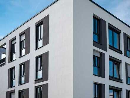 Komfortables 4-Zimmer-Penthouse mit einladender Dachterrasse mit Weitblick über den Maintaler Wald