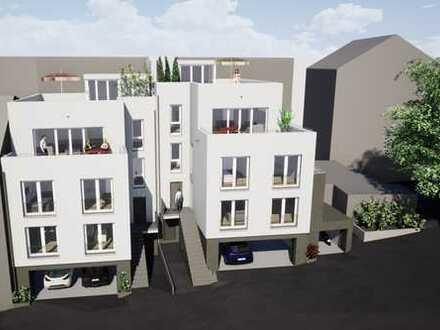 Architekten-DHH als Stadthaus in Baden-Baden Lichtental