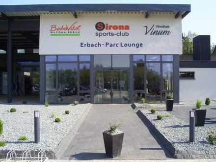 be a startup - Erbach-Parc - Bistro / Café / Lounge + Weitere Büroräume bzw. Praxisräume vorhanden