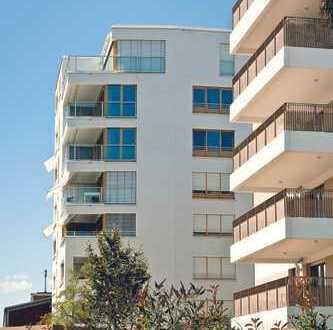 Penthouse-Feeling: Großzügige 3 Zimmer-ETW mit 2 Dachterrassen