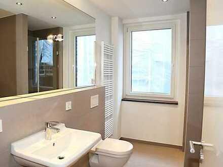 Neubau/Erstbezug-Moderrne 3-Zimmer-Etagenwohnung mit zwei Balkonen in Wandsbek
