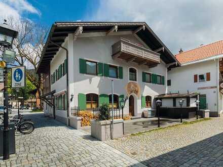 In bester Lage von Oberammergau!