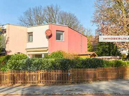IMMOBERLIN: Toplage! Sonnenhelles Reihenendhaus mit Südgarten in Forstnähe
