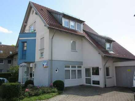 Ehemalige Bankfiliale in Ebershardt. Auch bestens als Wohnung geeignet!!