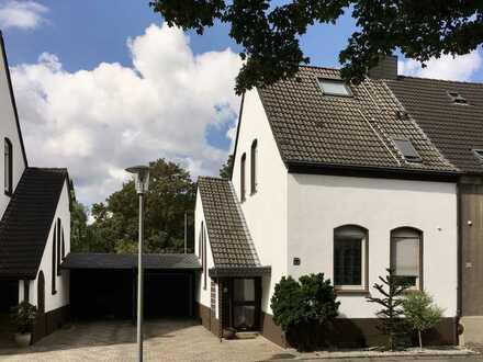 gepflegte DHH mit traumhafter Terrasse in grüner Wohnlage - provisionsfrei vom Eigentümer