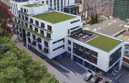 Erstbezug mit EBK und Balkon: exklusive 1-Zimmer-Wohnung in Aachen