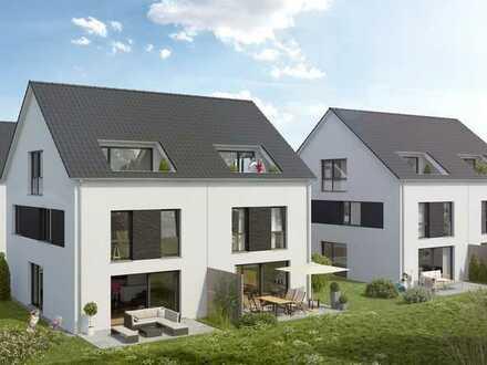 Doppelhaushälfte Heuweiler   170 m² Wohnfläche! (Haus 4)