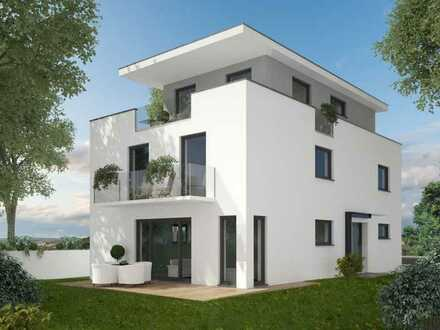 Modernes freistehendes Staffelgeschoss, massiv gebaut! Individuell planbar!
