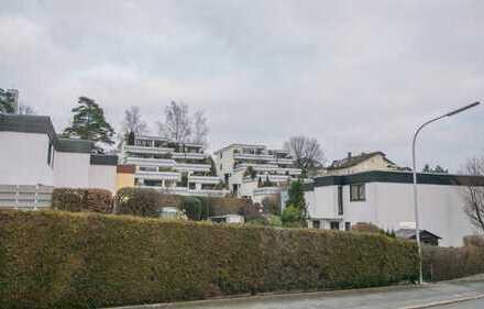 5-Zimmer-Dachterrassenwohnung mit tollen Ausblick in Coburg!